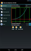 Screenshot of Velis Auto Brightness