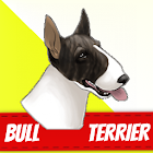Bull Terrier Dogs icon
