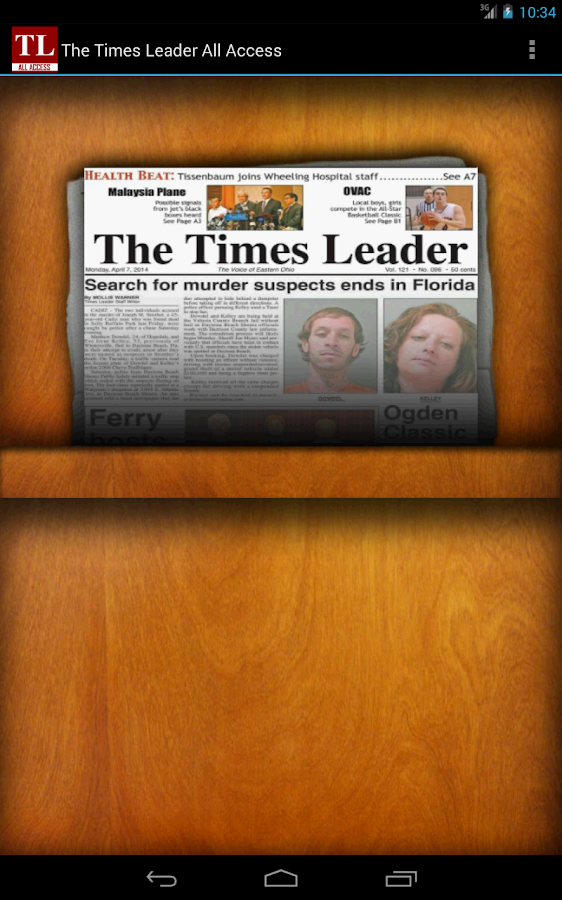 The Times Leader All Access- screenshot
