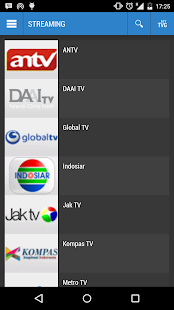 TVGuide Indonesia - Jadwal TV- screenshot thumbnail