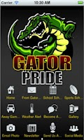 Screenshot of Gator Pride
