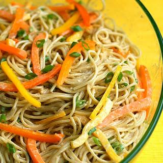 Szechuan Noodles.