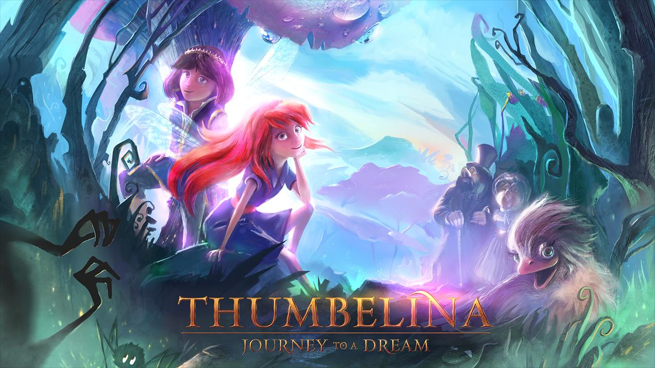 Thumbelina Lite - screenshot
