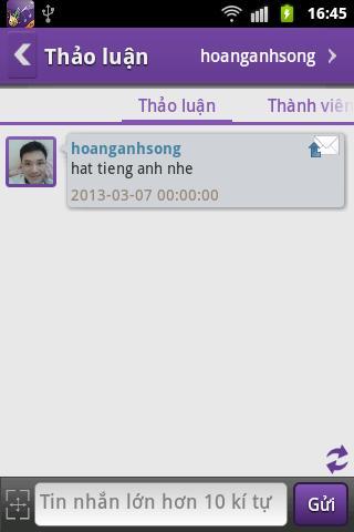 【免費教育App】Hoc Tieng Trung Qua Bai Hat-APP點子