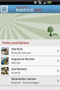 Ostsee-App - náhled