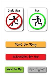 Running Social Story