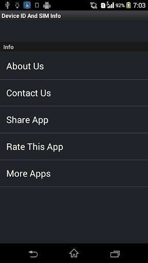 玩工具App|设备ID和SIM卡M息免費|APP試玩