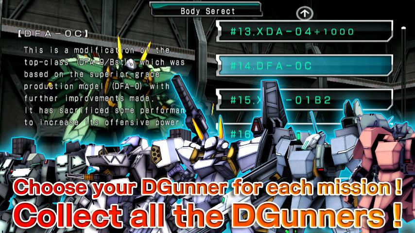 Destroy Gunners ZZ - screenshot