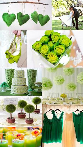 Wedding Color Trends 2014 2015