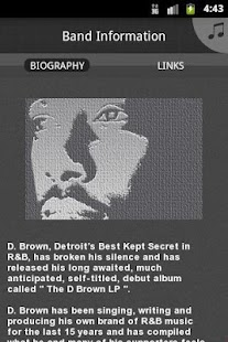 D Brown - screenshot thumbnail
