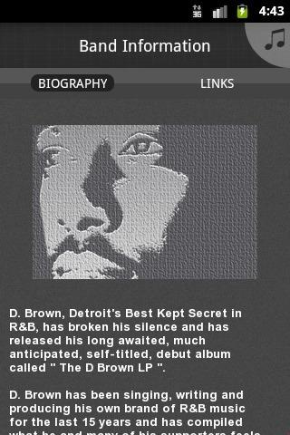D Brown - screenshot