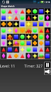 Shape Match- screenshot thumbnail