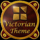 Next Launcher Theme Victorian
