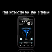 Honeycomb Sense ADW Theme