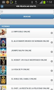 Watch Movies Free Online - screenshot thumbnail