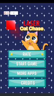 Kids Game: Laser Cat Chase