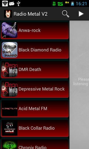 Metal Radio V2