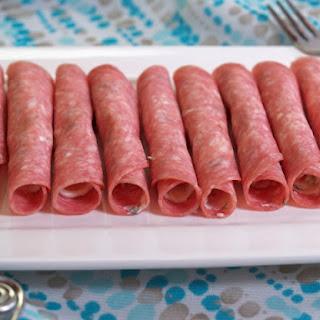 Salami Rolls.