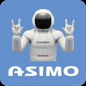 ASIMOとAR記念写真