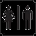 Cmoneys Public Restroom Finder logo