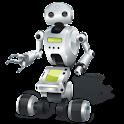 Baby Sound School (robot) logo