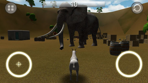 Игра Goat Rampage для планшетов на Android