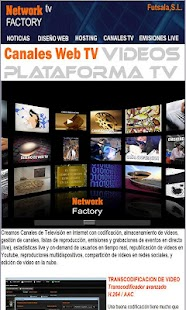 Network Factory TV- screenshot thumbnail