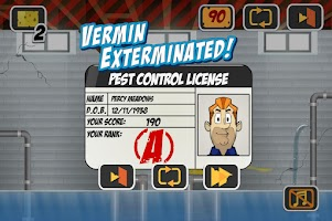 Screenshot of Verminator