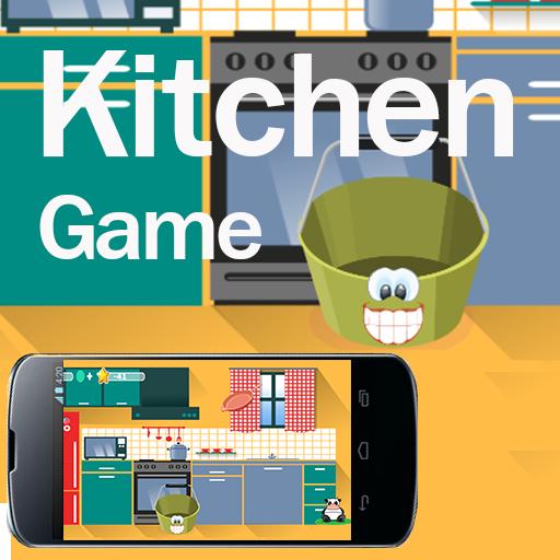廚房,兒童遊戲