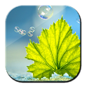 Galaxy S4 Bubbles Top LWP icon