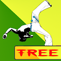 Capoeira lições icon