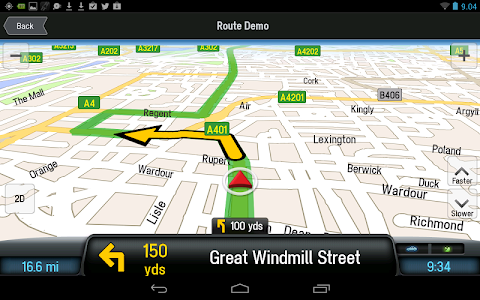 CoPilot Premium UK+Ire Sat Nav v9.6.2.933