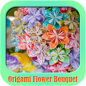 Cute Origami Flower Bouquets