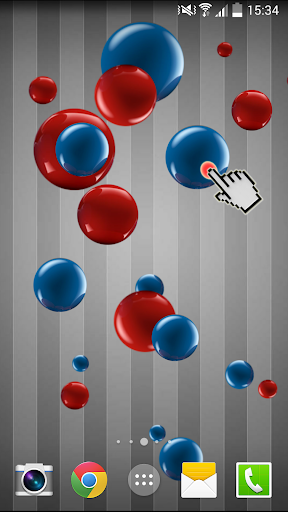 Amazing Bubble Live Wallpaper