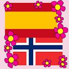Norwegian-Spanish Dictionary icon