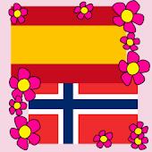 Norwegian-Spanish Dictionary