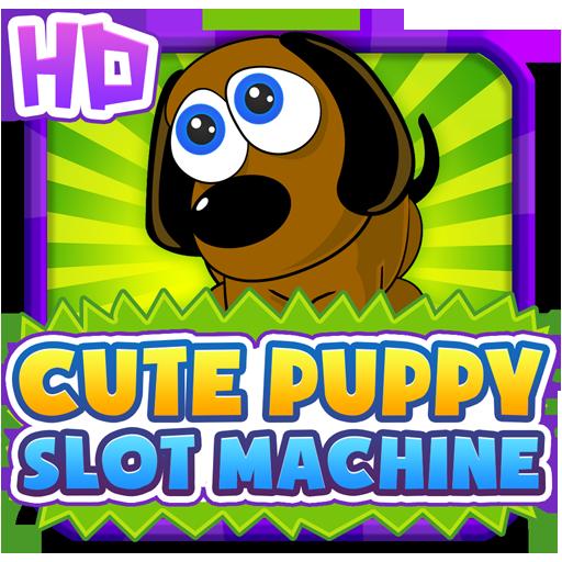 Cute Puppy Slot Machine HD