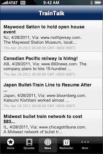 TrainTalk- screenshot thumbnail
