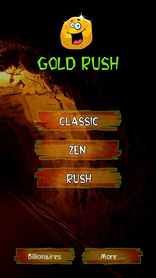 Gold Rush - screenshot