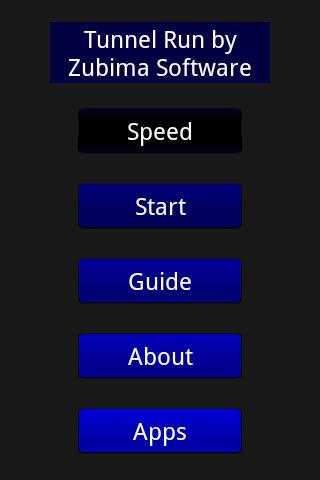 Tunnel Run (Free)- screenshot