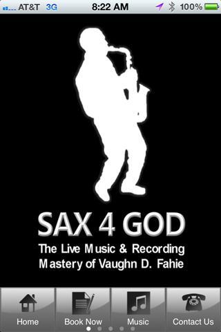 Sax4God