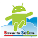 Browser for SkyDrive