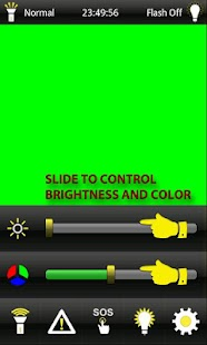 flashLight Free - screenshot thumbnail