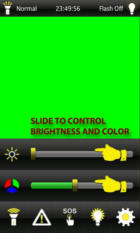 flashLight Free - screenshot