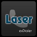 exDialer Theme - SSB Laser icon
