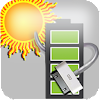 Solar Charge Battery