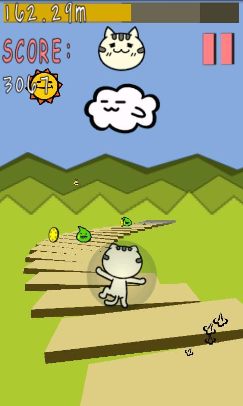 Go!Go!FooCat- screenshot