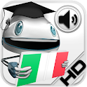 Italiano verbos HD LearnBots icon