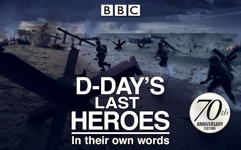 BBC D-Day's Last Heroes - screenshot thumbnail