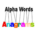 Alpha Words-Hangman logo